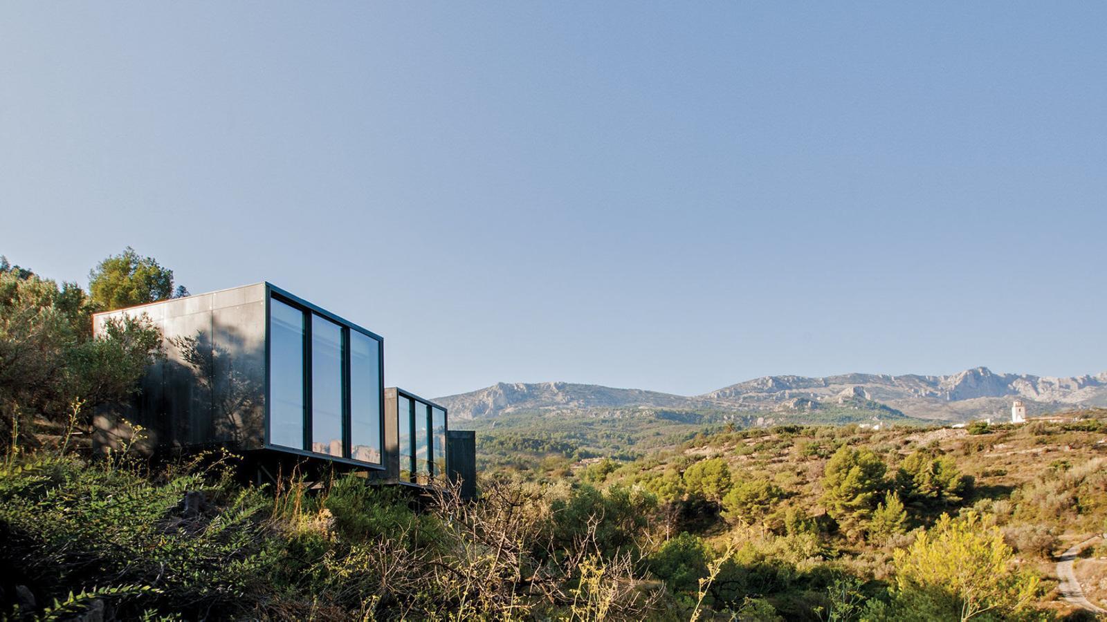 Un país per confinar-s'hi Vivood Landscape Hotel Luxe perceptiu  a 20 minuts  de Benidorm