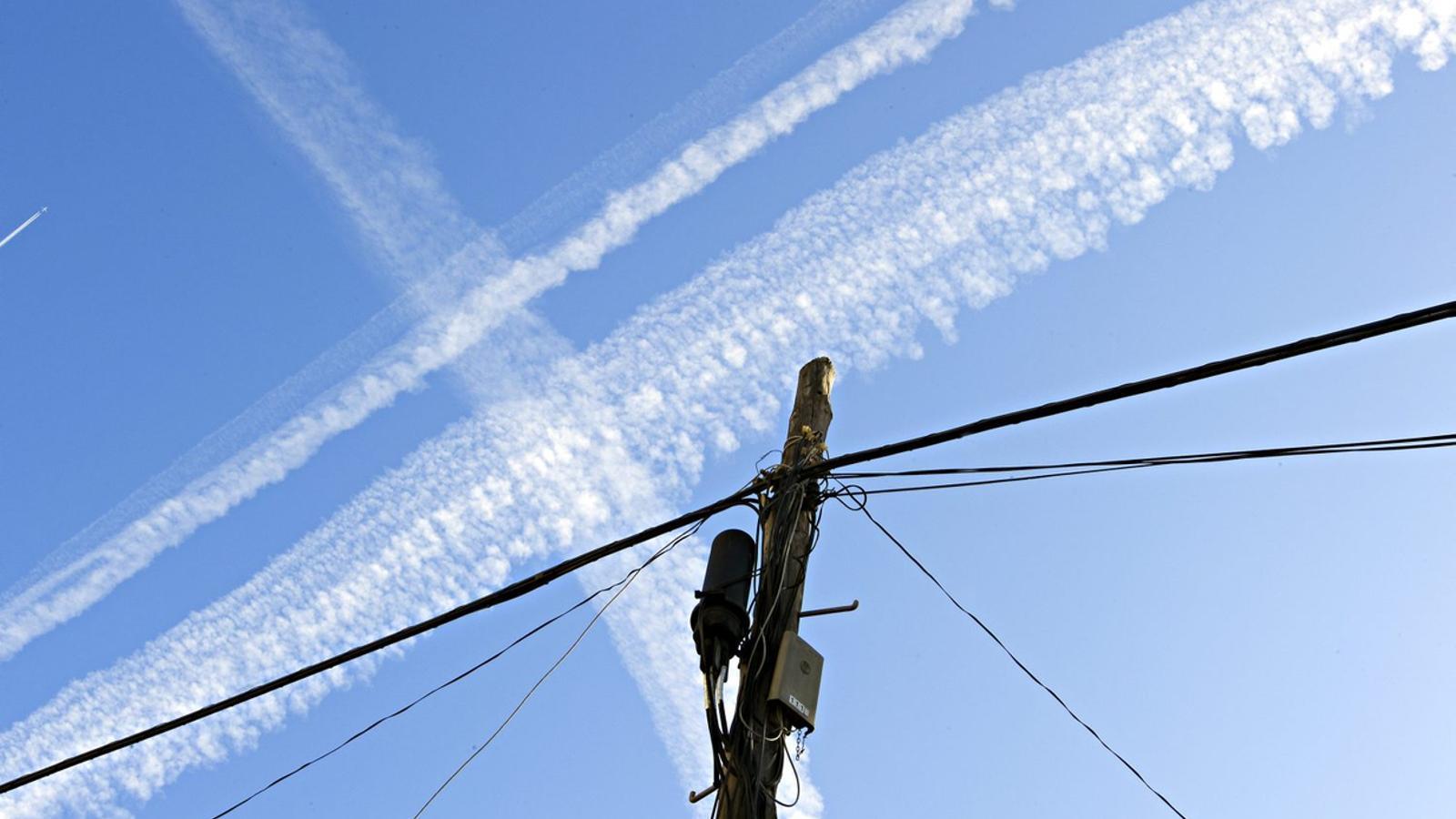 El costat negatiu de volar tant: la contaminació