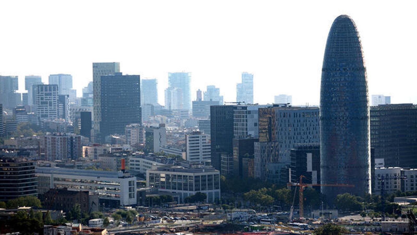 El districte del 22@ s'ha consolidat els últims anys com el districte tecnològic de Barcelona.