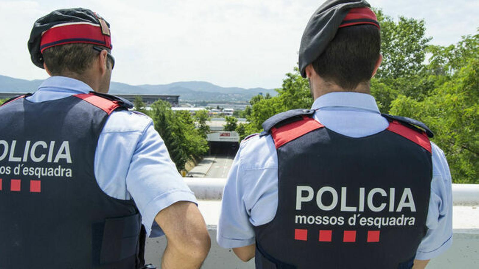Els Mossos d'Esquadra han obert una investigació