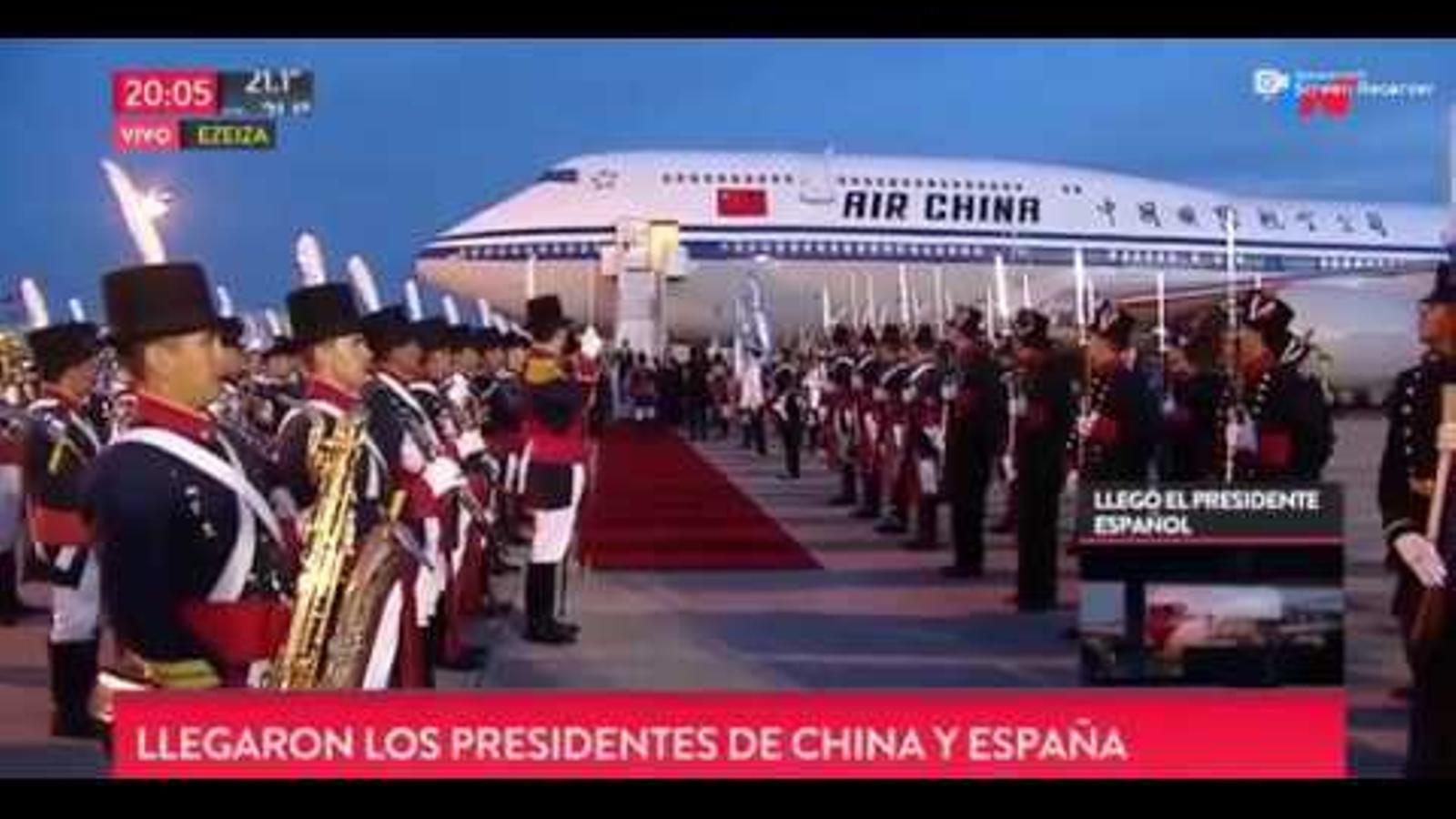 Xi Jinping a Argentina
