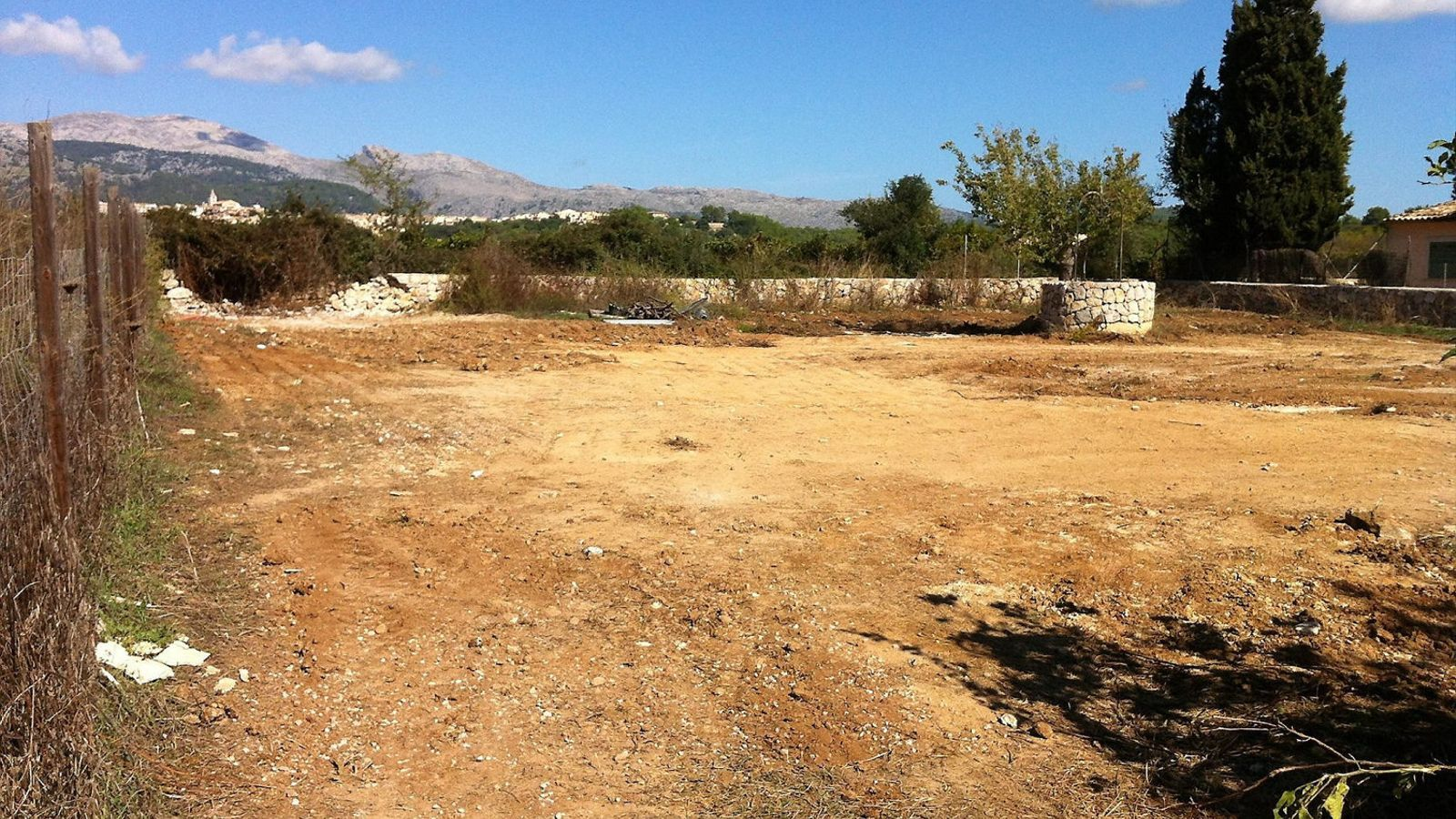 El Consell de Mallorca duplica el personal de l'agènciaque persegueix cases il·legals en sòl rústic
