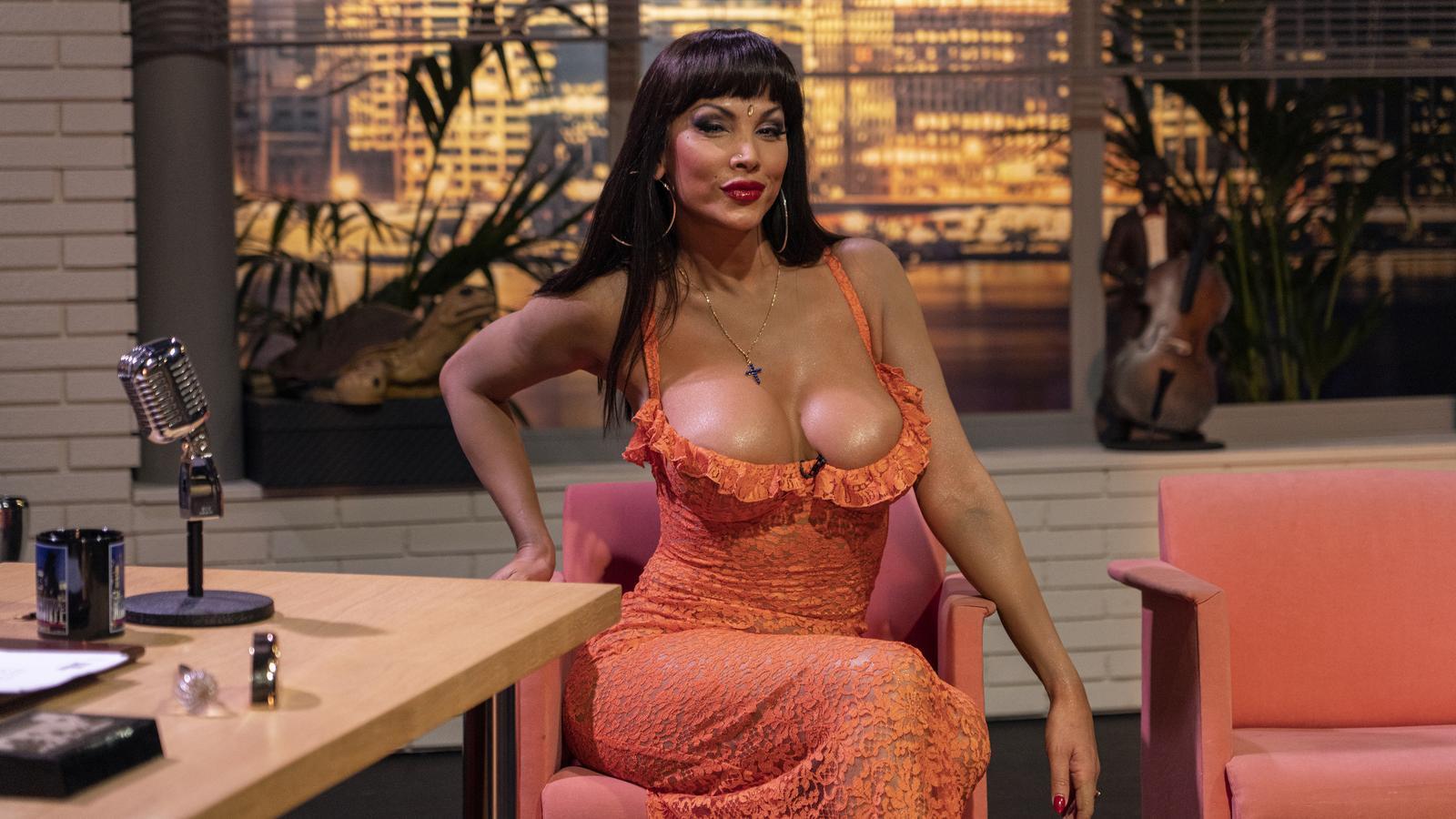 Daniela Santiago és una de les actrius que interpreta la Veneno a la sèrie dels Javis