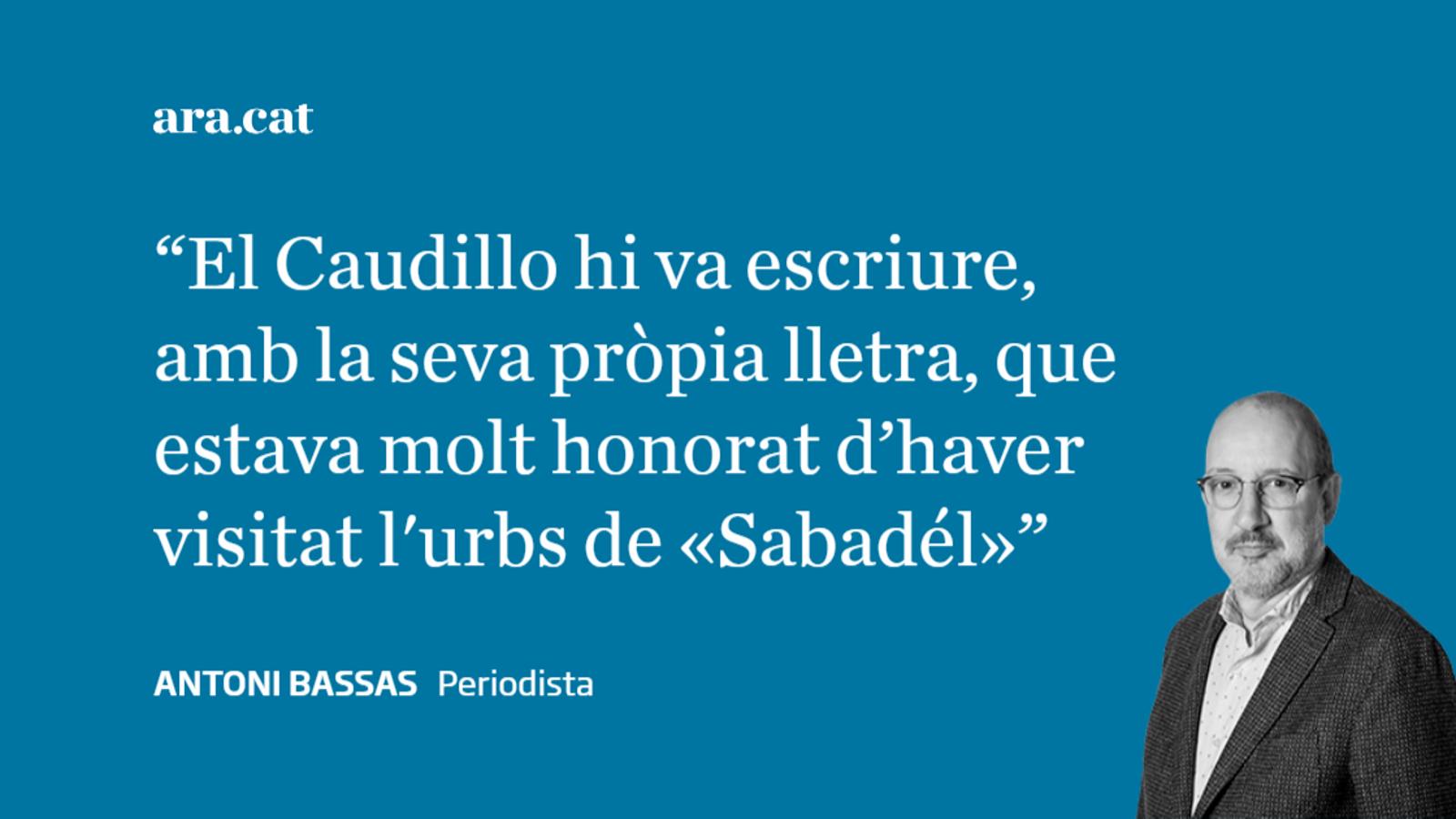 El català és fàcil: digui 'Sabadél' i avall