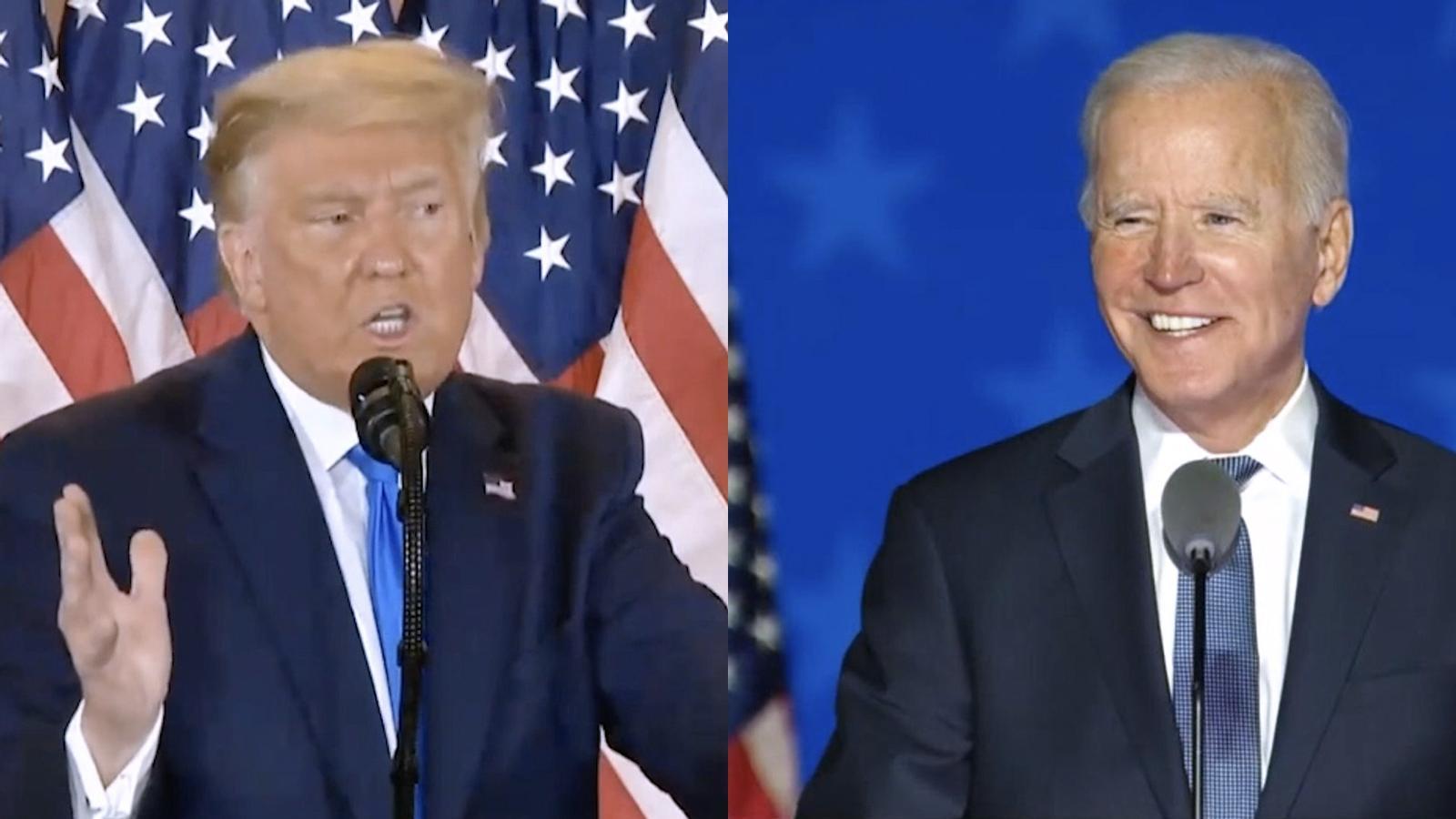 Encara no hi ha guanyador als EUA però Trump acusa Biden de frau i portarà els resultats al Tribunal Suprem: les claus del dia, amb Antoni Bassas (04/11/2020)