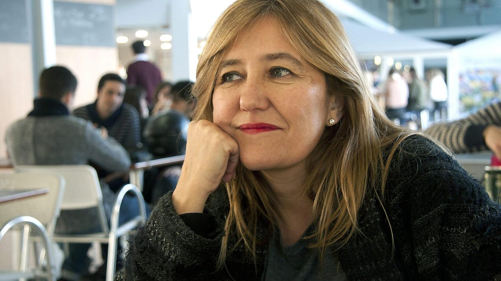 """Rosa Cursach, de MÉS i candidata al Senat acusa la Junta Electoral de Balears d'aplicar """"un altre155"""""""