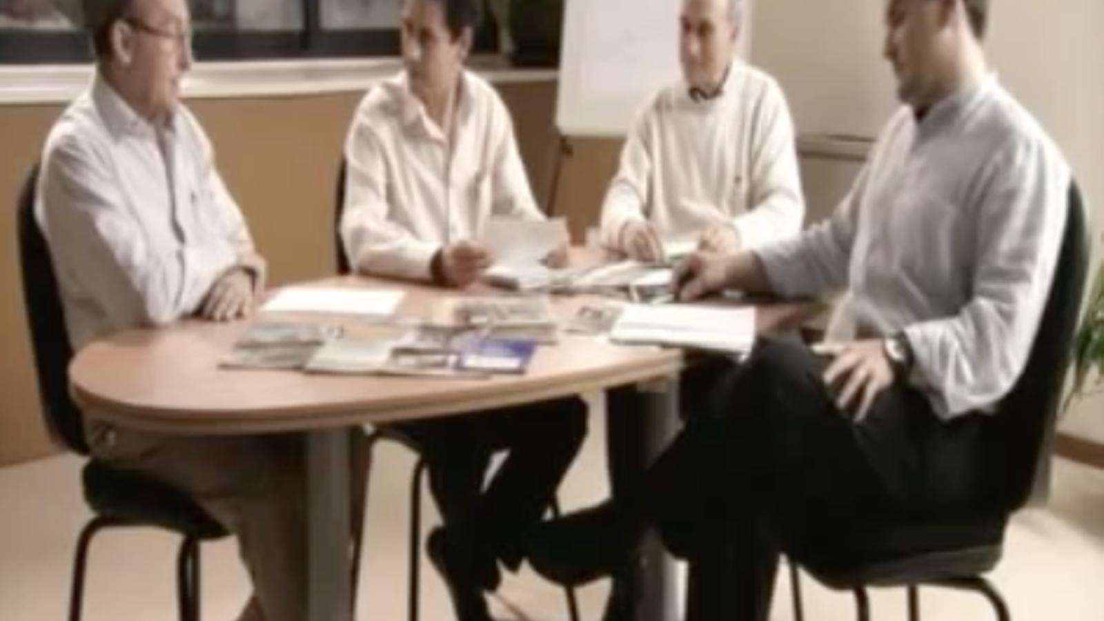 Reportatge de l'empresa que s'encarrega de desmantellar Vandellós I, ENRESA