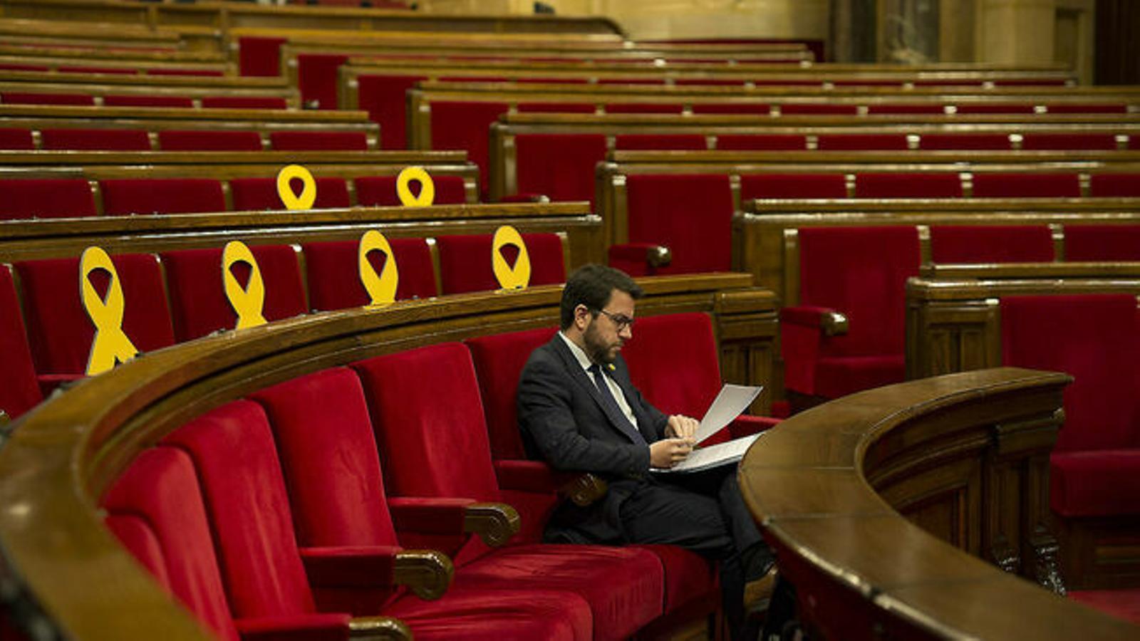 El Govern preveu incrementar 2.500 milions euros la despesa en l'esborrany de pressupostos pel 2020