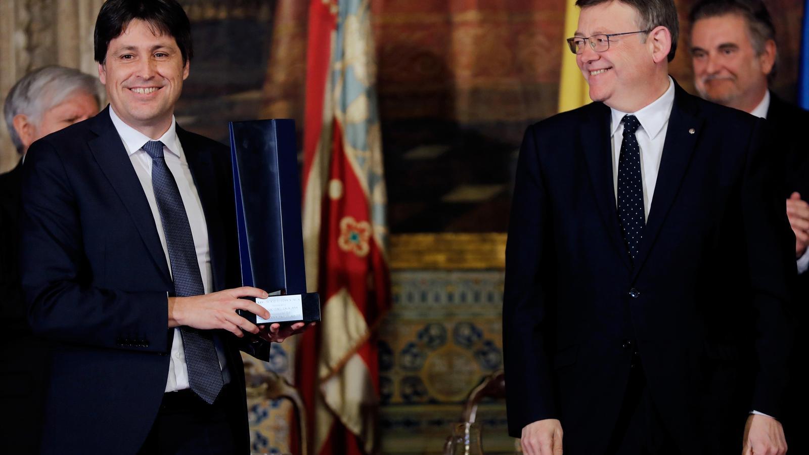La Fundació Manuel Broseta premia Societat Civil Catalana