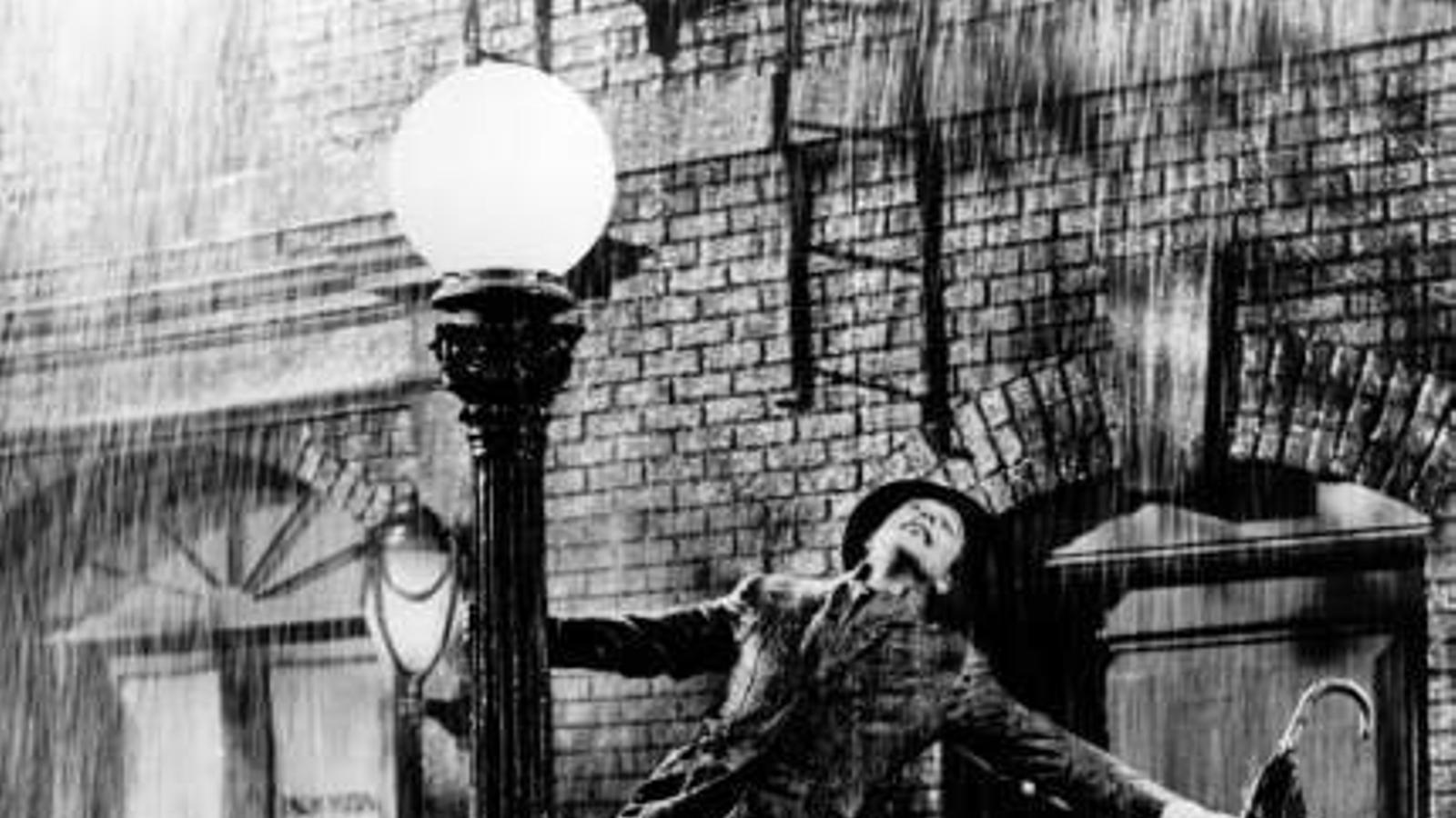 Miquel iceta Don Lockwood 'cantant sota la pluja'