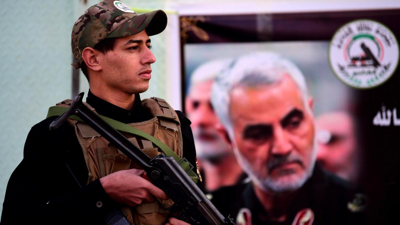 Quines poden ser les conseqüències de l'assassinat de Soleimani?