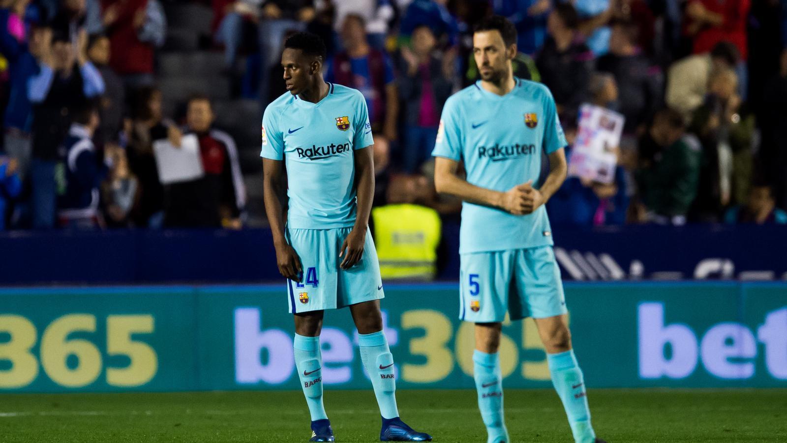 El Barça, sense marge d'error a un estadi de recent mal record