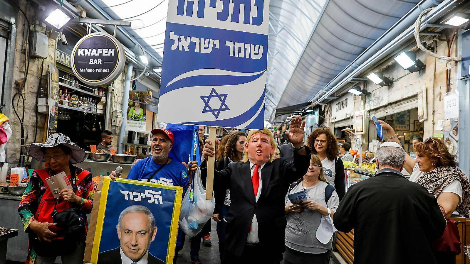 L'extrema dreta també esdevé clau a les eleccions d'Israel