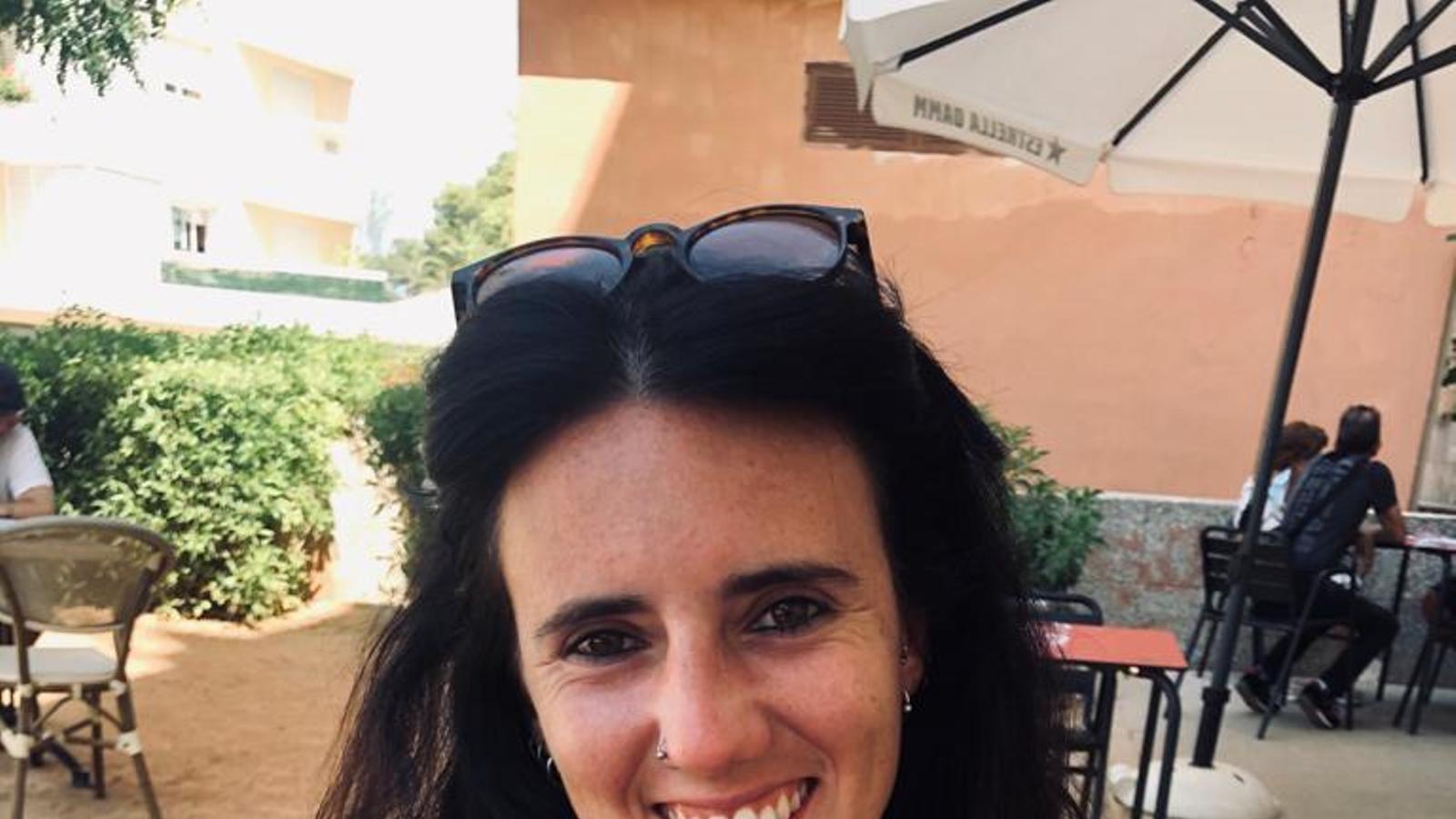 Clara Bernales ha deixat enrere totes les seves pors i s'ha llançat al món de l'emprenedoria
