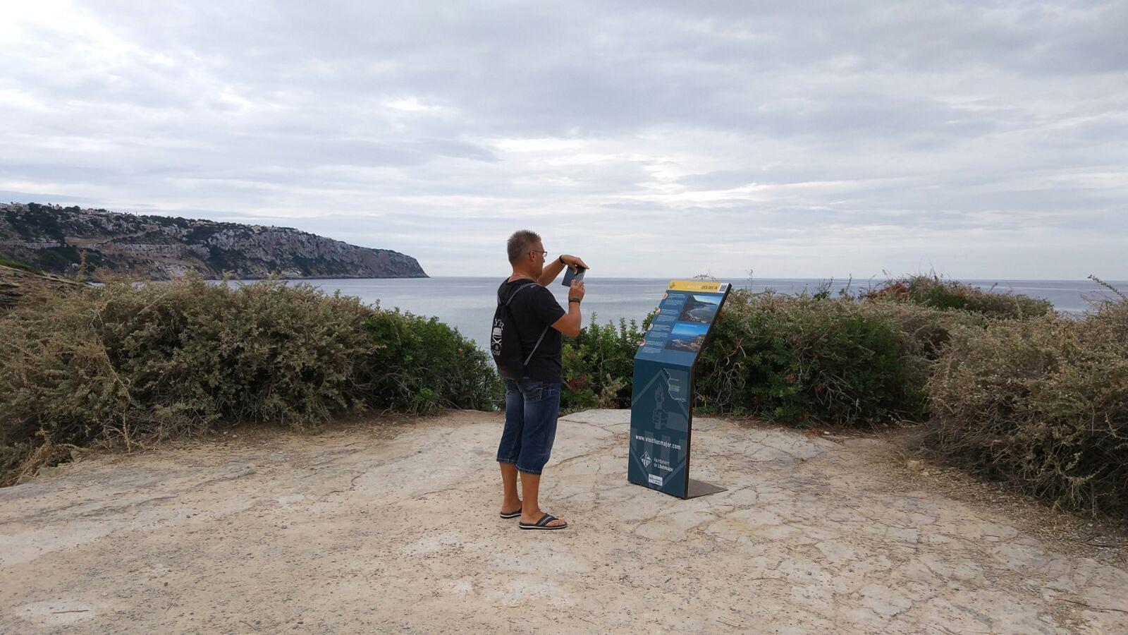Llucmajor disposa d'una xarxa de miradors amb vistes a gran part de Mallorca.