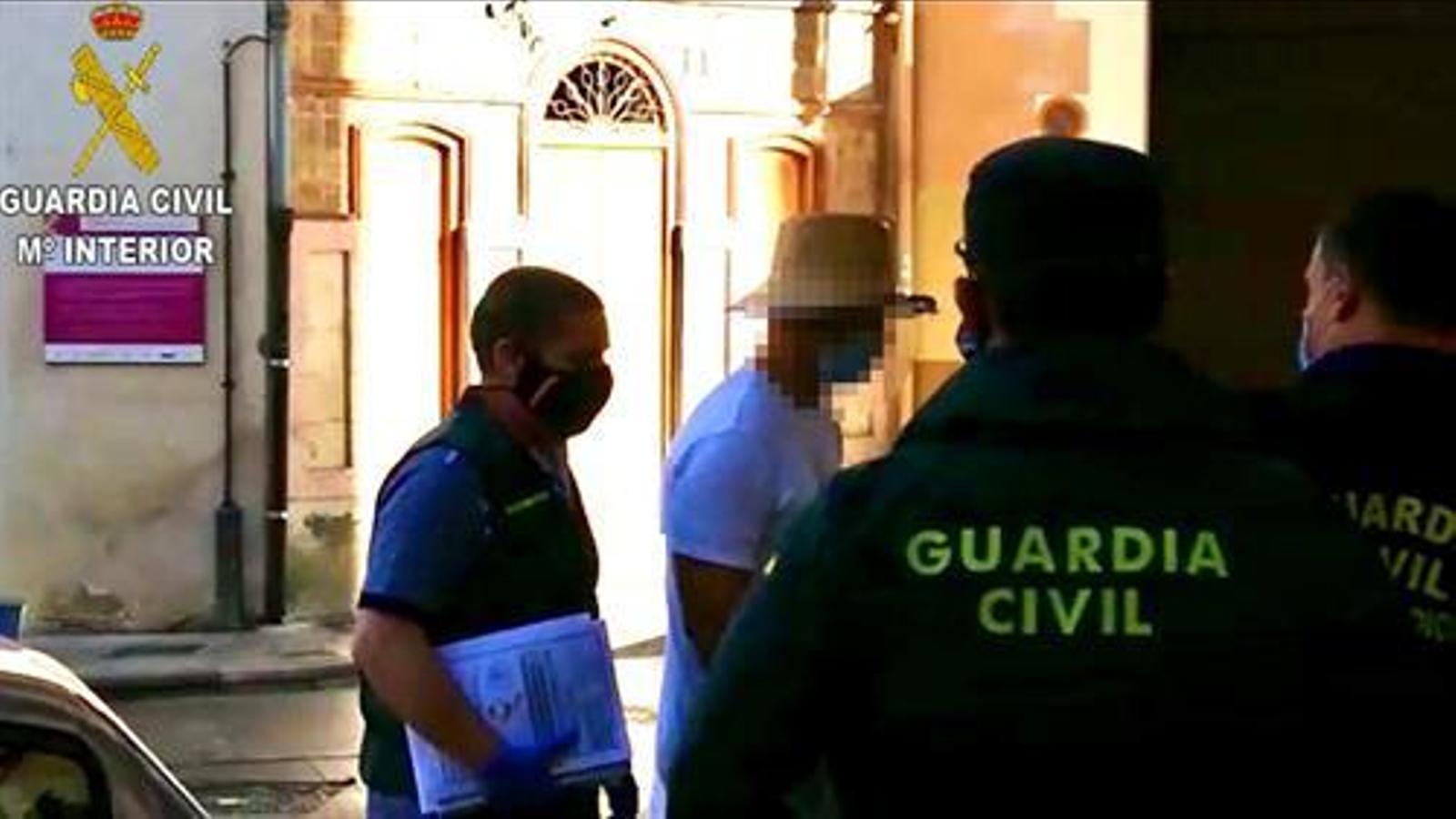 La Guàrdia Civil ha detingut l'actor porno Nacho Vidal per un presumpte homicidi imprudent