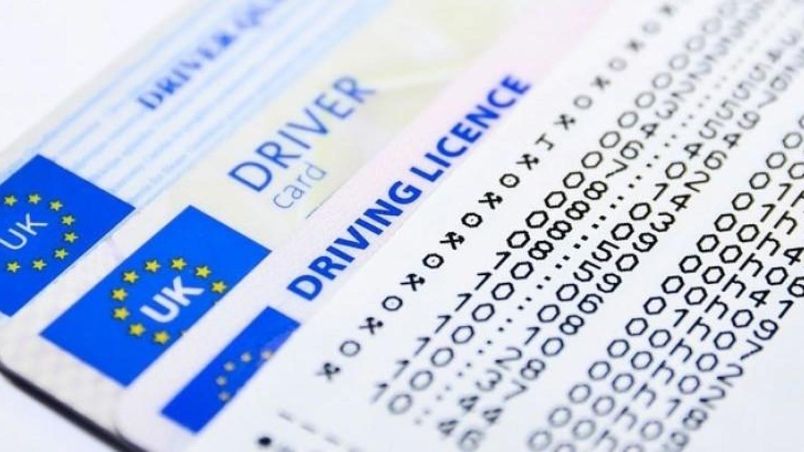 Un carnet de conduir europeu. / ARA ANDORRA