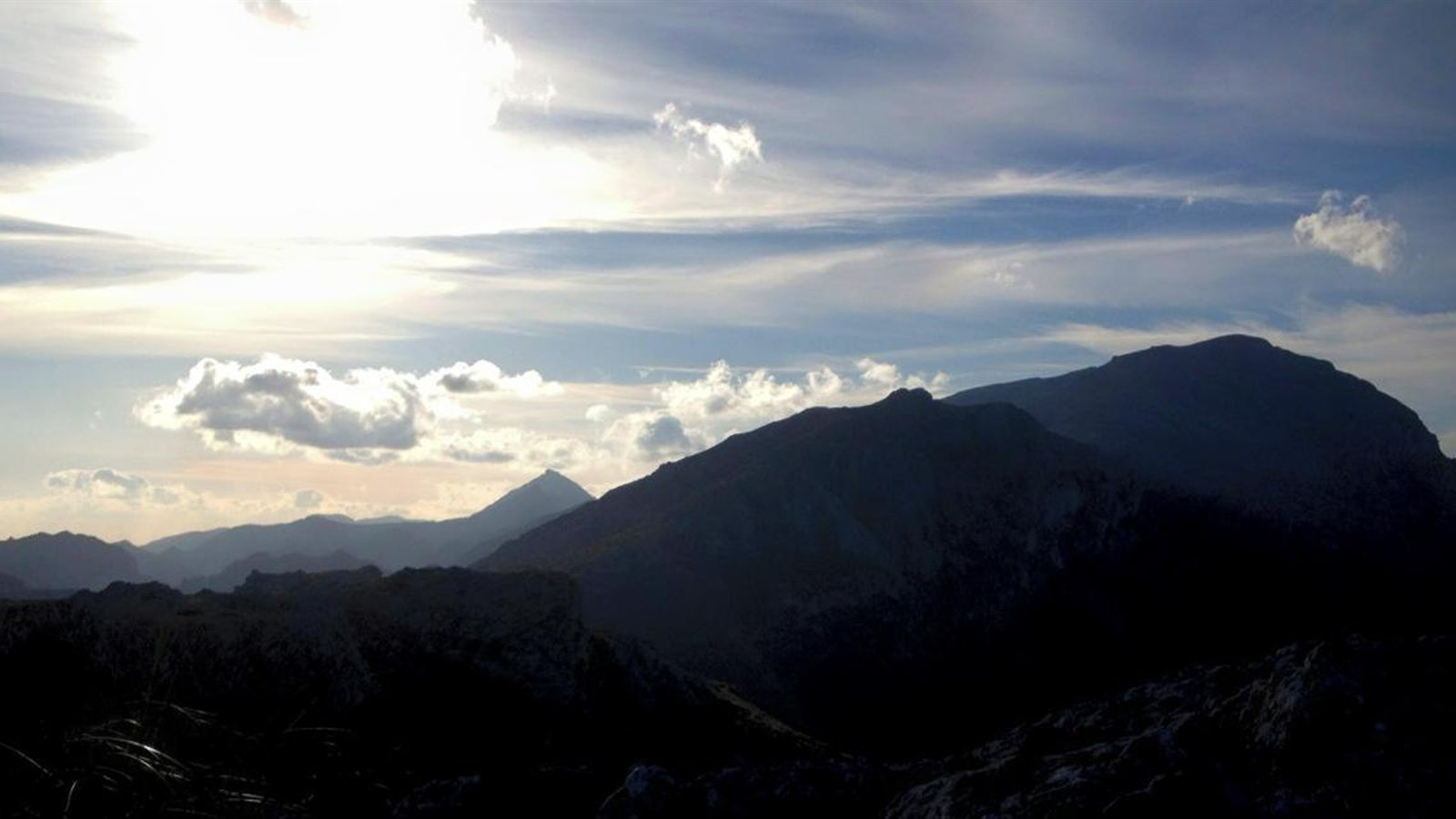 Cursa de Tomir per gaudir de la muntanya