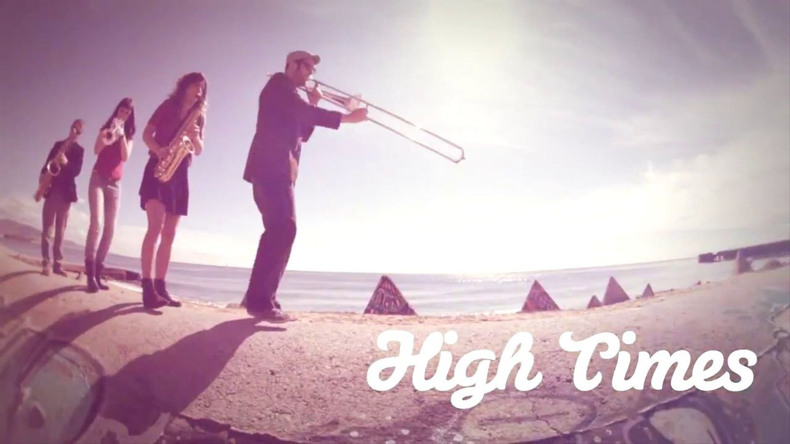 Videoclip 'En un sol instant', de High Times