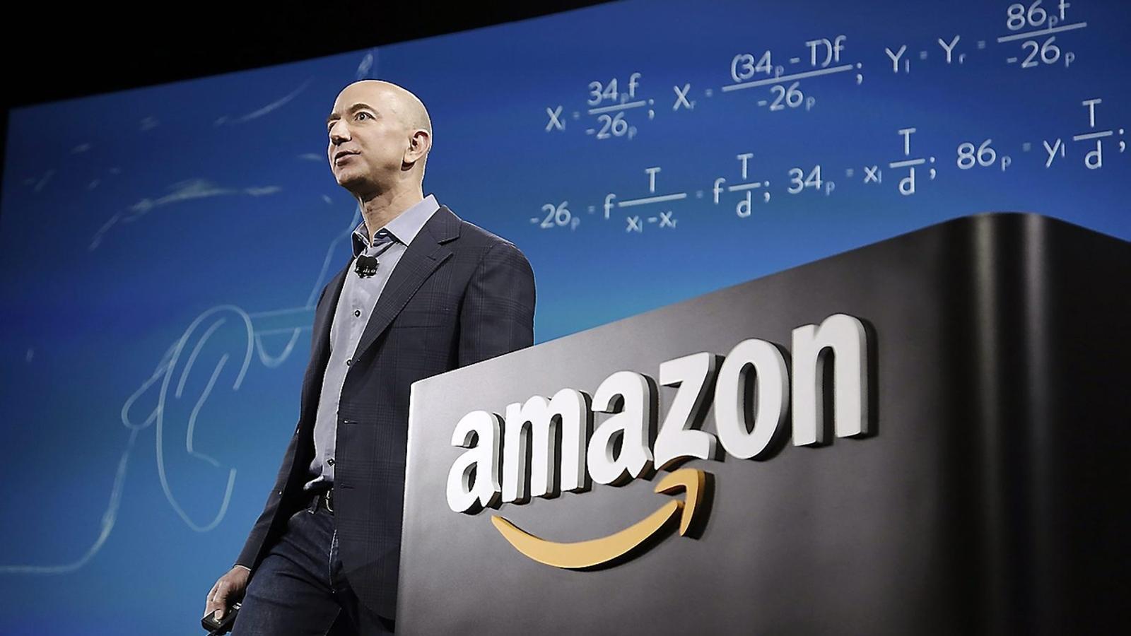L'empresa fundada per Jeff Bezos ja té dues investigacions obertes a Brussel·les.