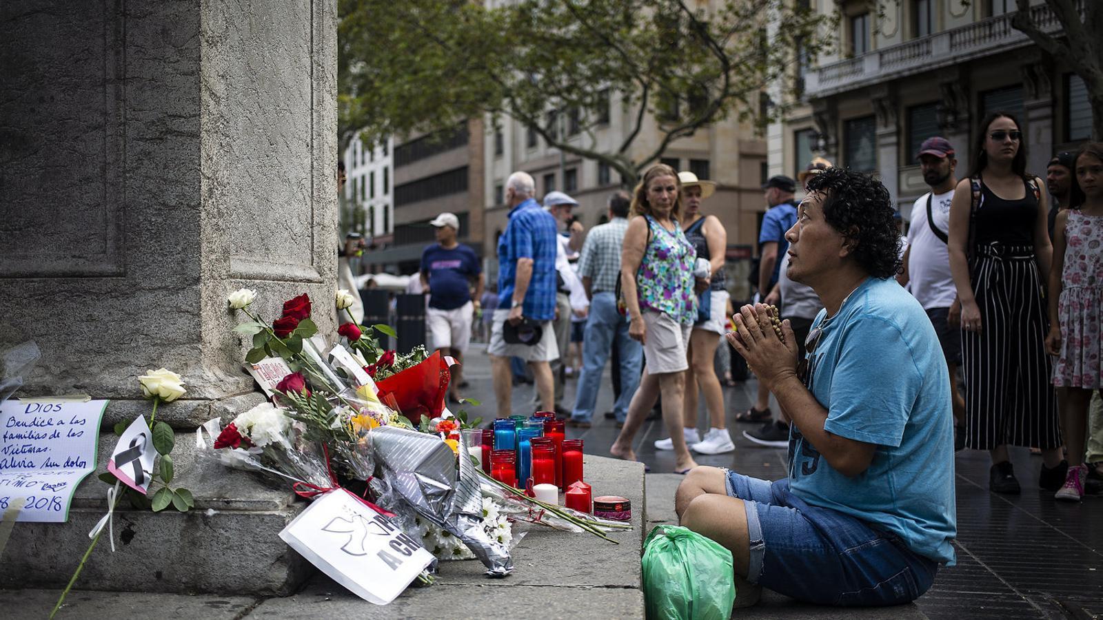 Com recorden les víctimes París, Niça, Londres i Barcelona