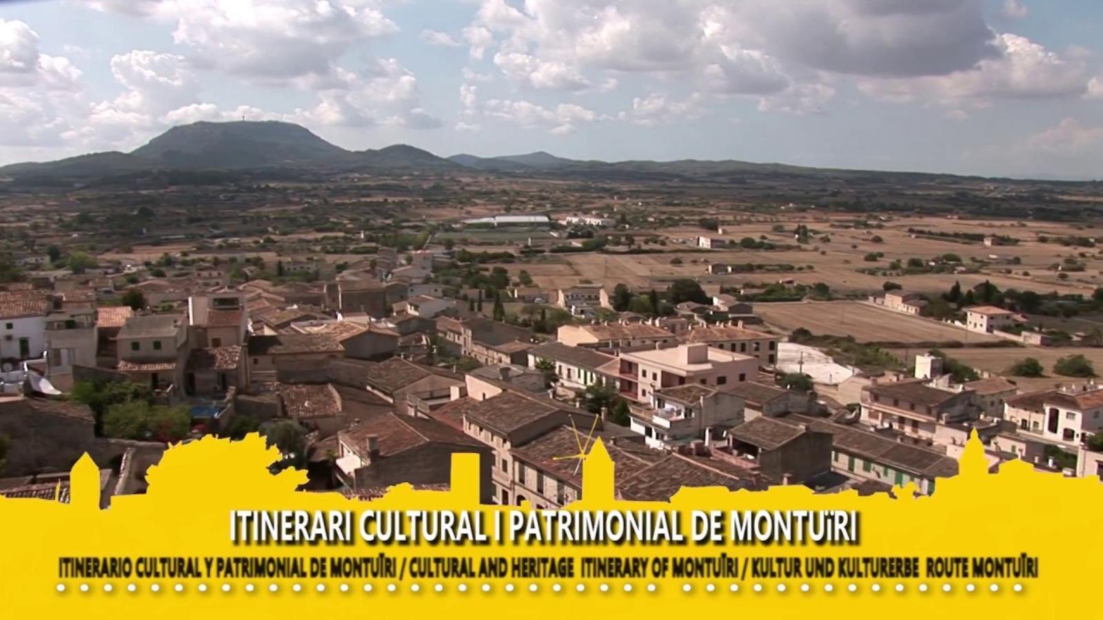 El vídeo de l'Ajuntament de Montuïri.