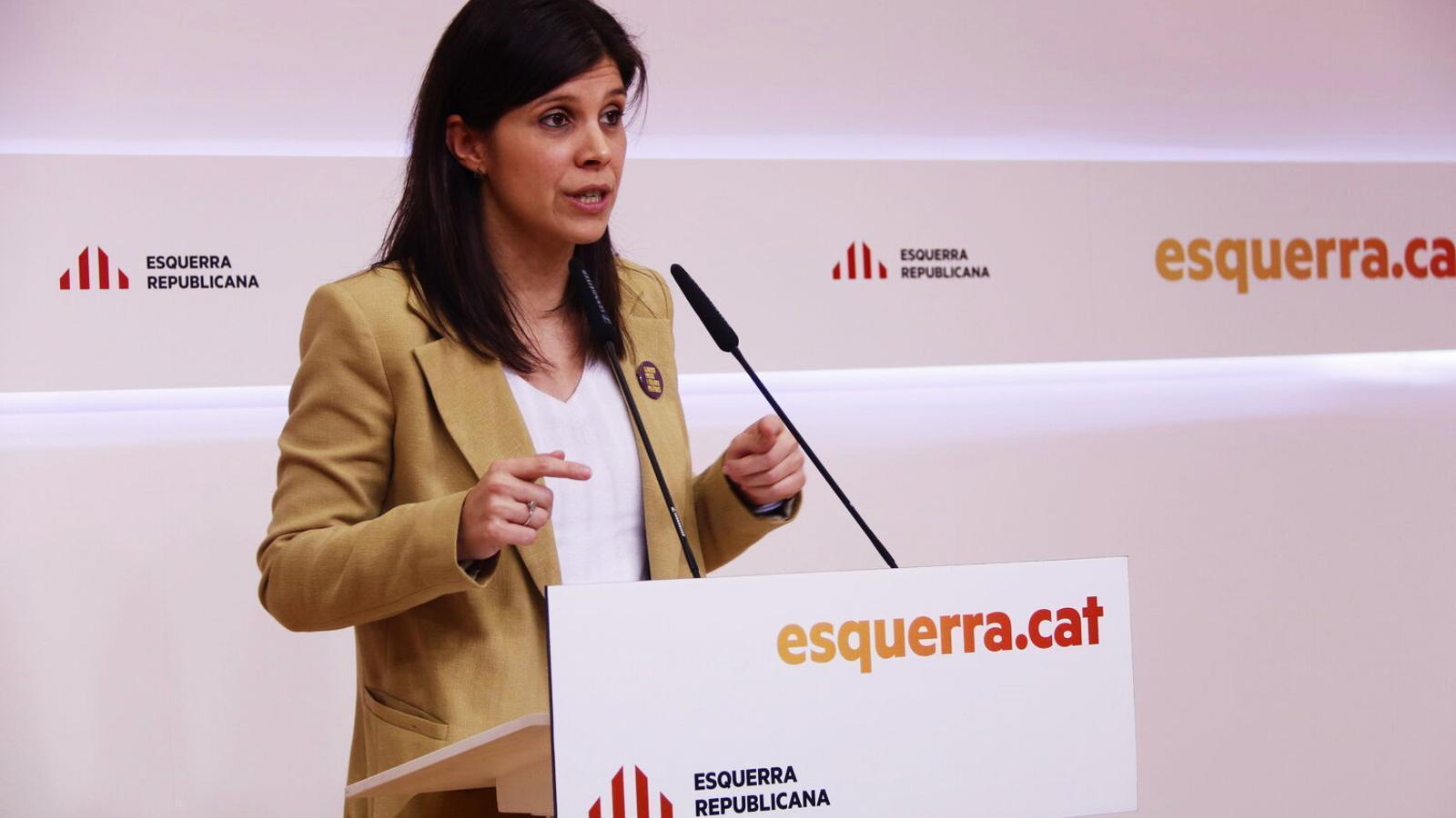 """ERC reclama a Torra que """"respecti"""" el seu acord amb el PSOE"""