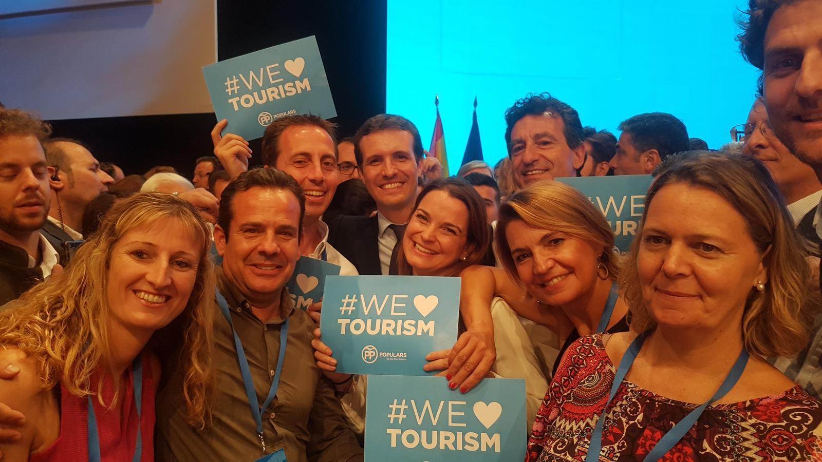 El nou comitè executiu i la Junta Directiva del PP comptarà amb quatre membres de Balears