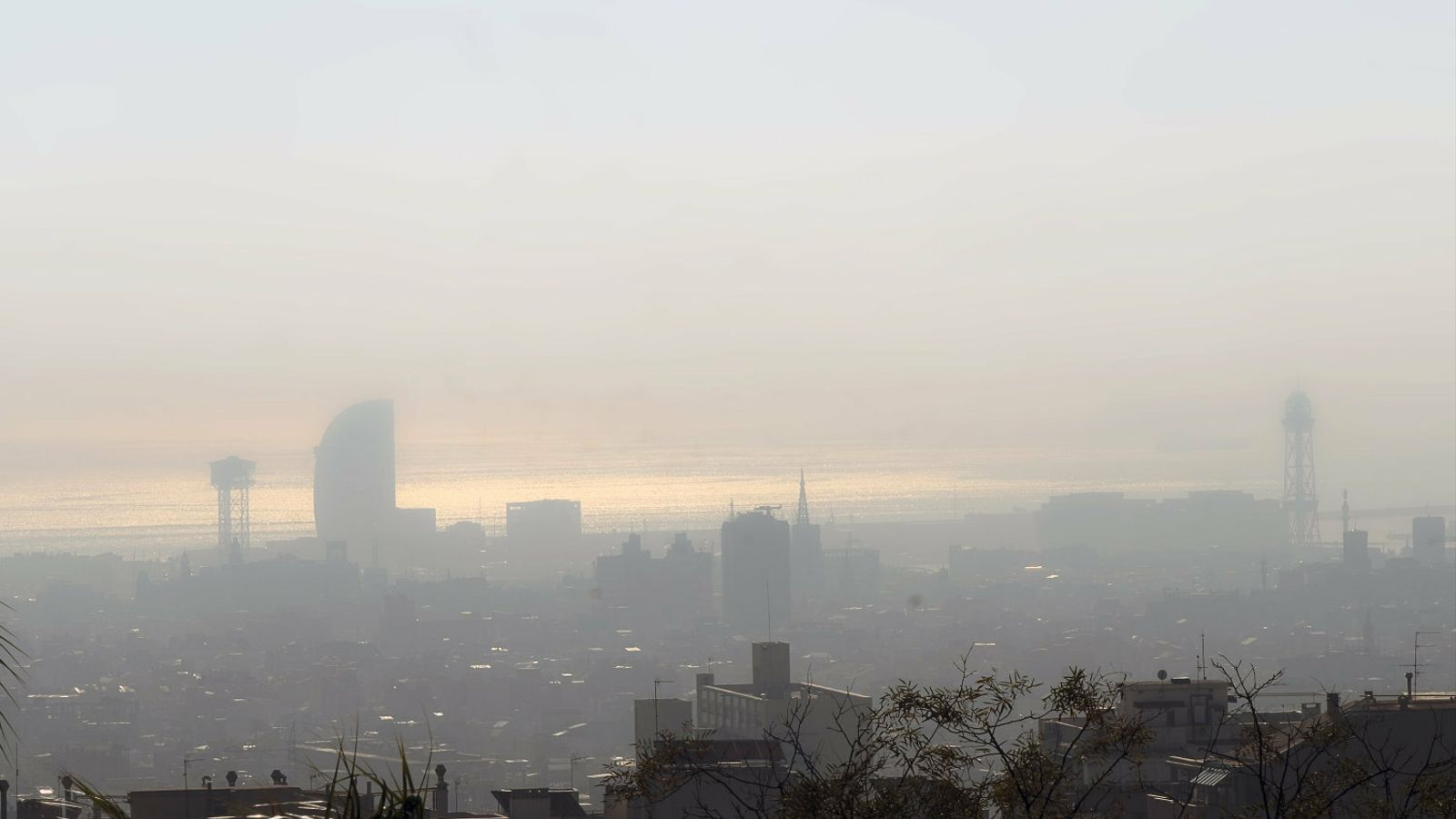 La contaminación del aire en Europa roba 125.000 años de vida saludable a los niños