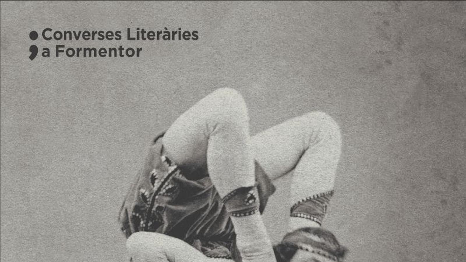 Cartell de les Converses Literàries de Formentor 2020