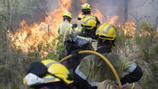 Un estiu amb menys bombers voluntaris per apagar els incendis