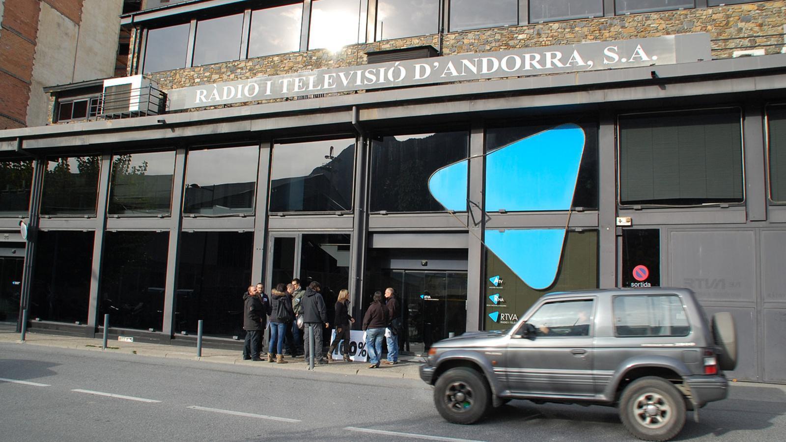 Andorra Televisió deixarà d'emetre fora del país