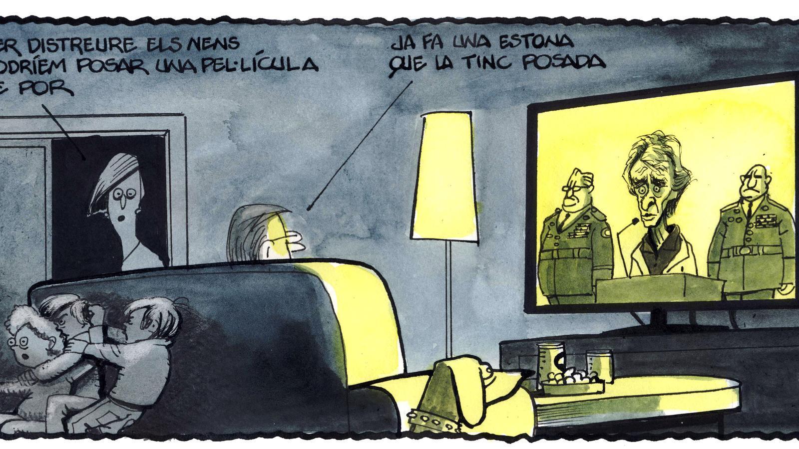 'A la contra', per Ferreres 23/03/2020