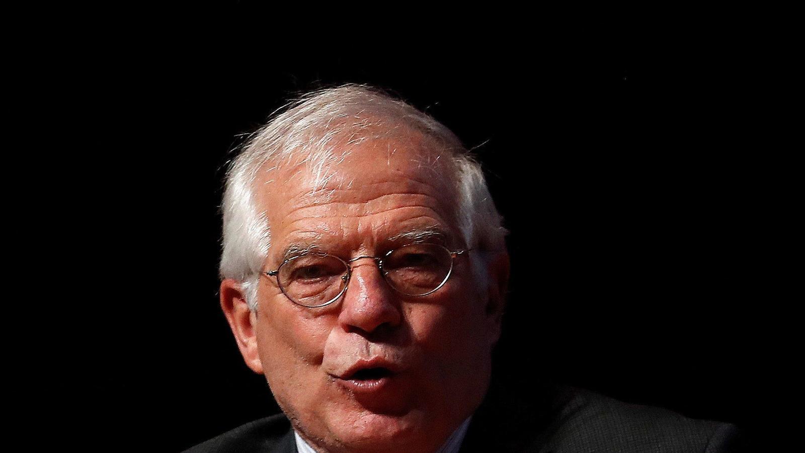 Borrell adverteix al Govern que no cal aplicar el 155 per enviar policies a Catalunya