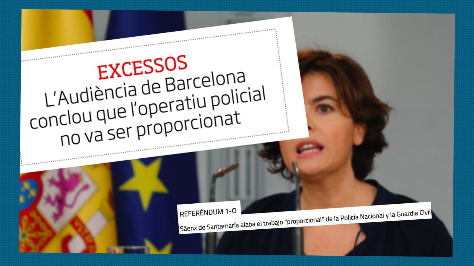 L'anàlisi d'Antoni Bassas: 'Ni càrregues proporcionades, ni tumult, ni terrorisme, ni rebel·lió'