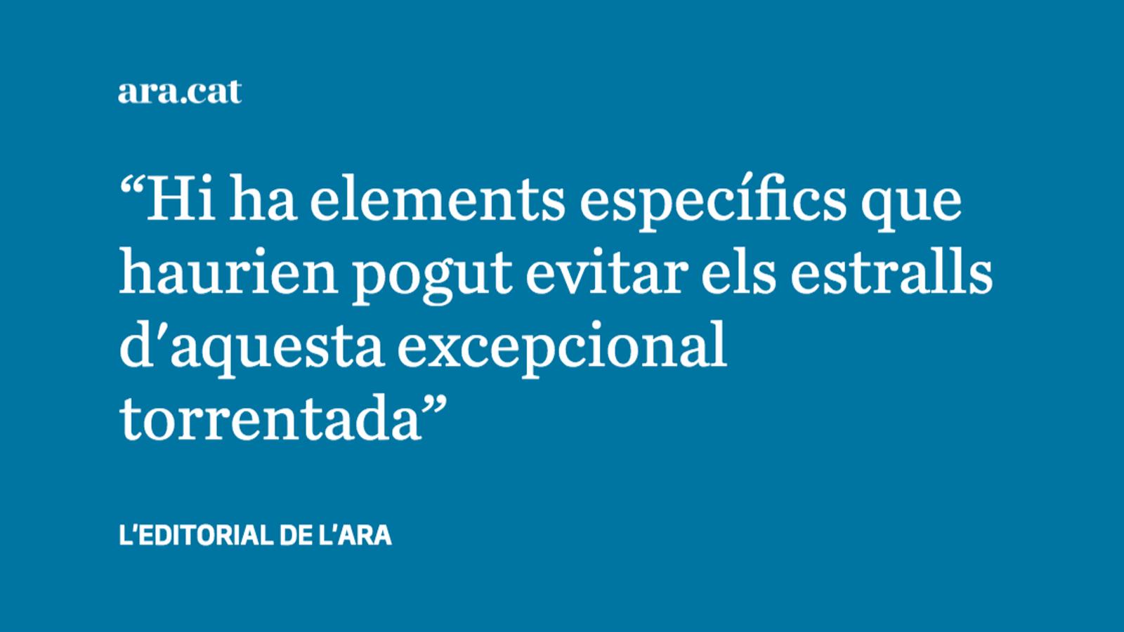 La torrentada tràgica de Mallorca provoca una onada de solidaritat