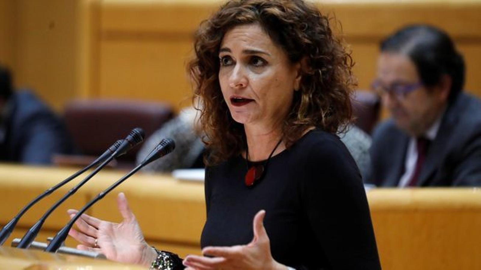 El govern espanyol portarà dilluns els pressupostos al Congrés