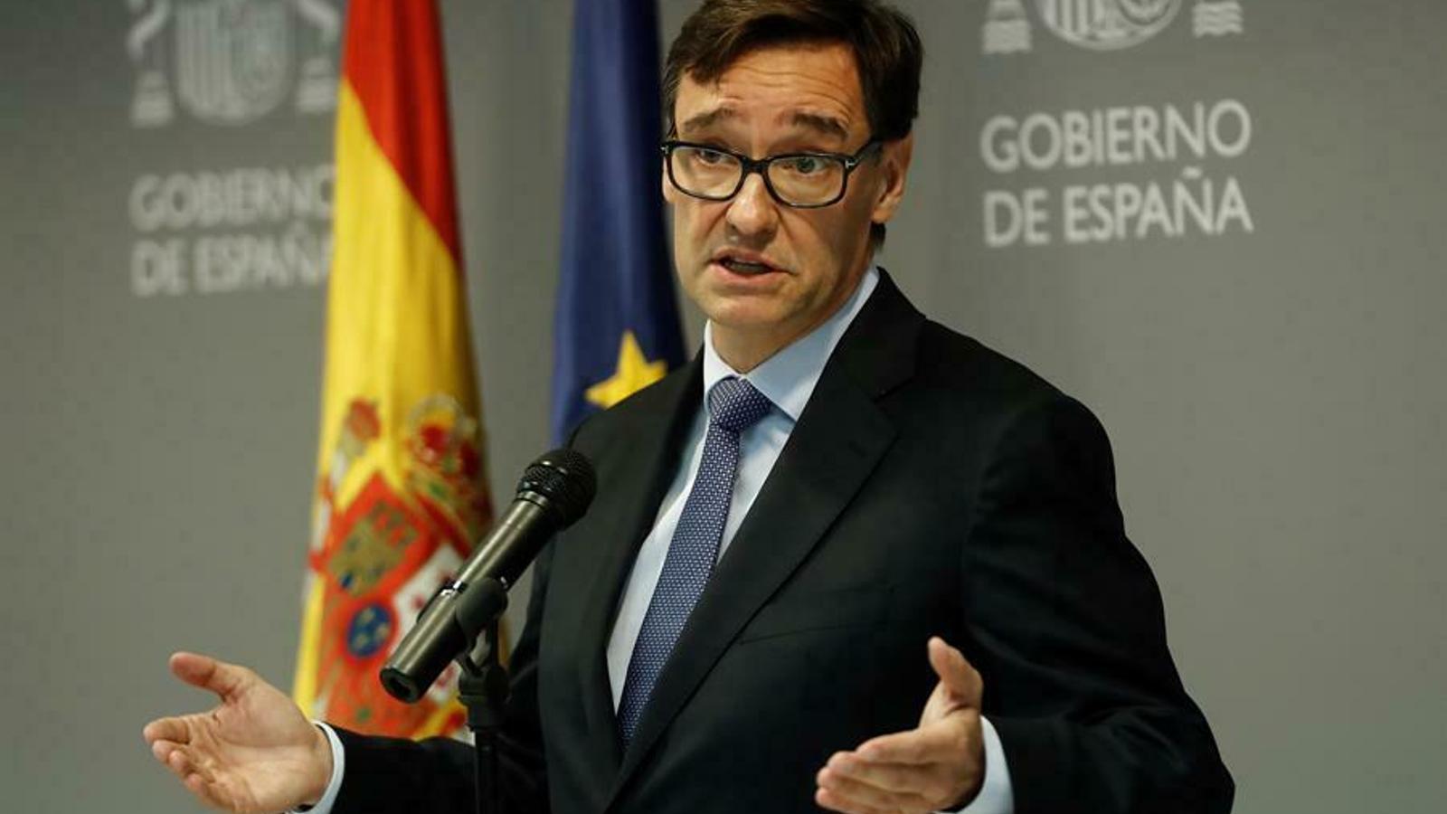 Set morts a Madrid, el País Basc i l'Aragó eleven a 17 les víctimes pel coronavirus