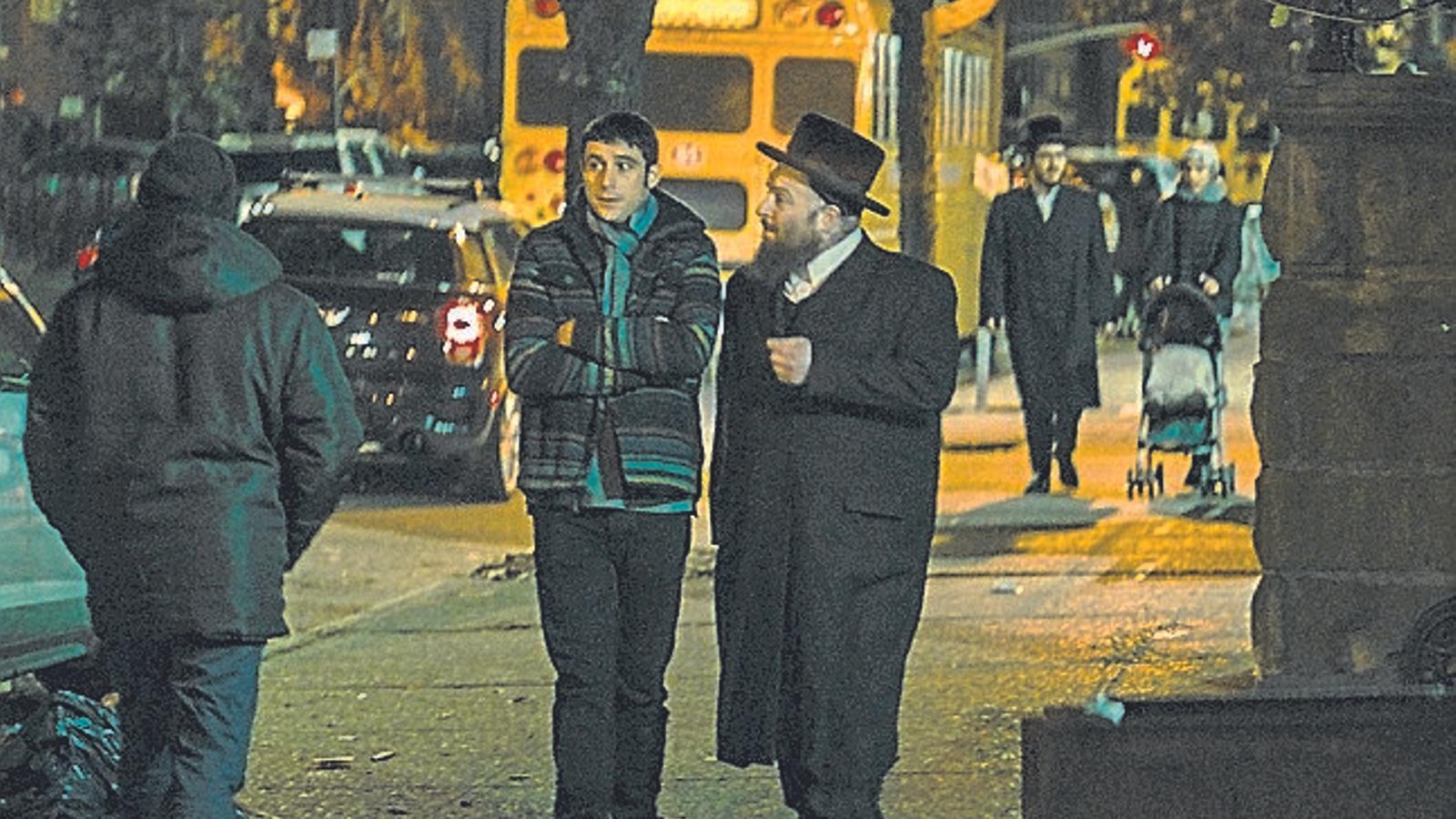 El terror jueu de 'The vigil' tanca el Festival de Sitges