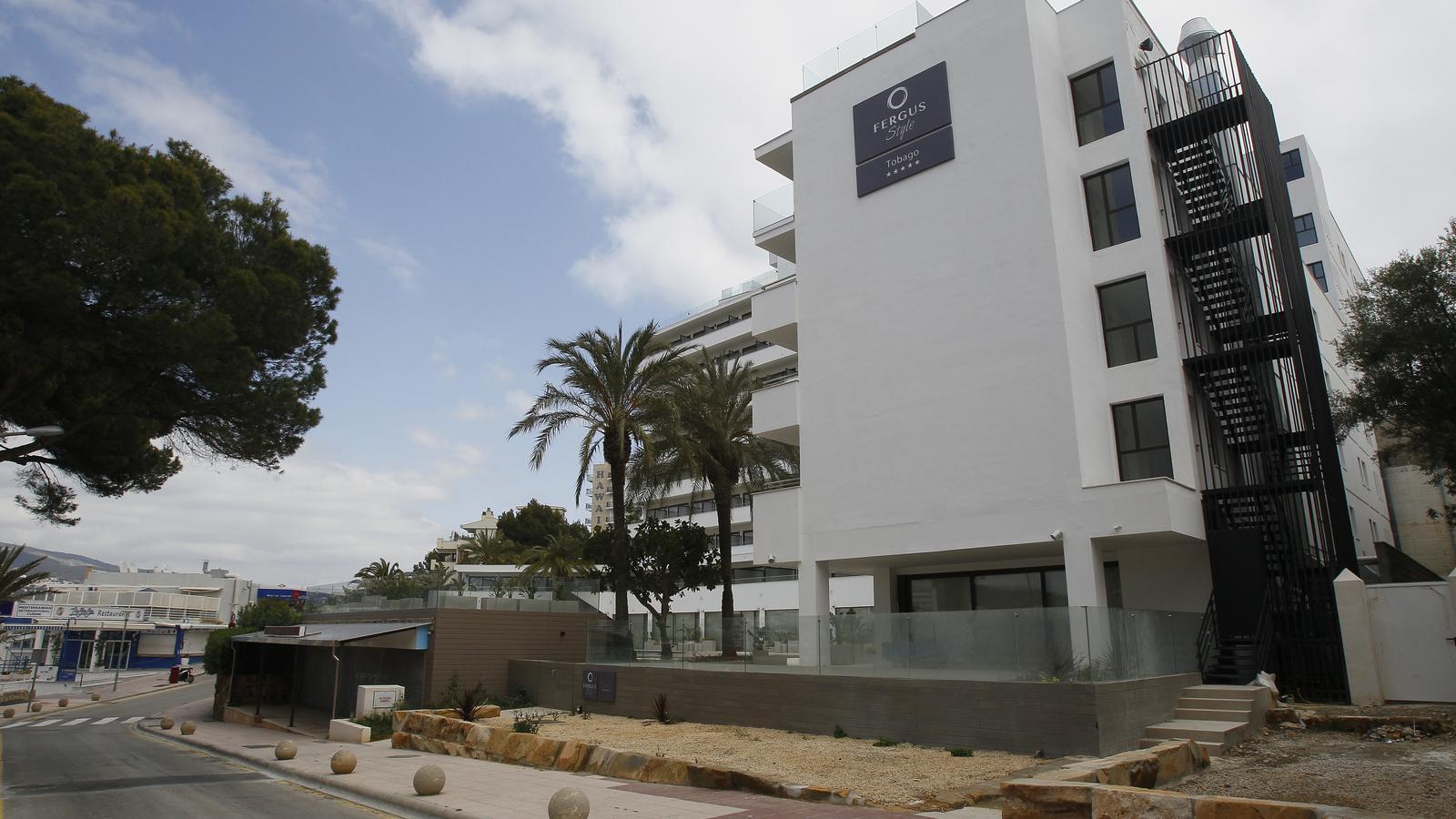 Es podran reconvertir hotels situats en zones turístiques madures com ara Calvià.