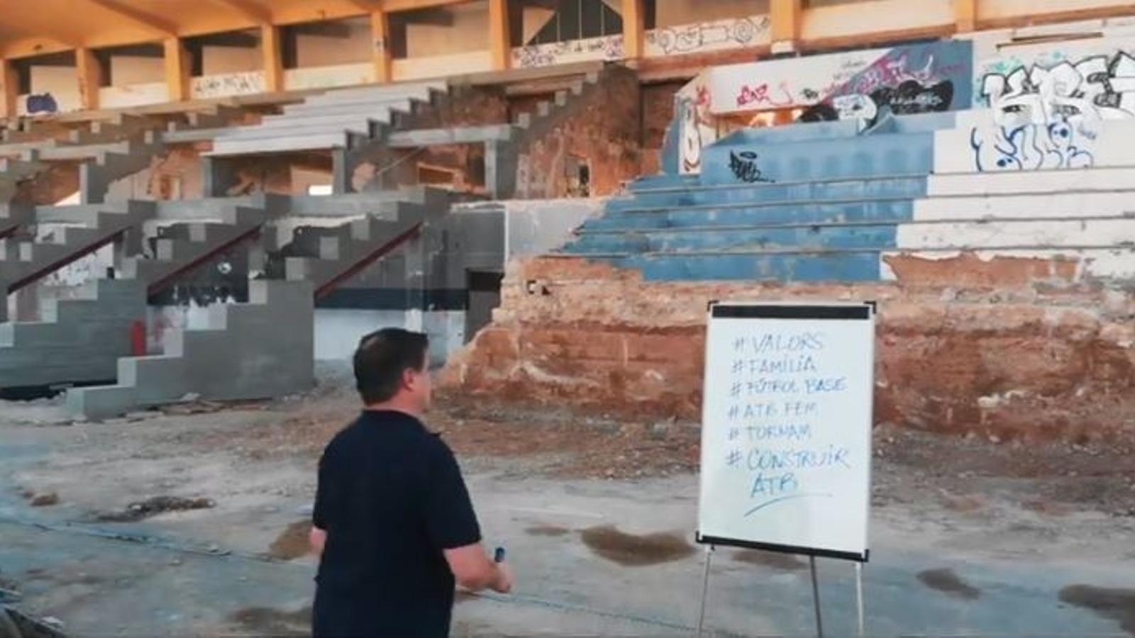 L'Atlètic Balears construeix un projecte il·lusionant