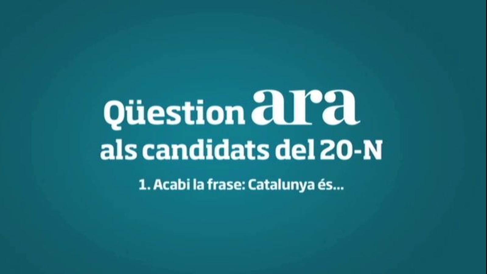 Catalunya és una societat, un país, meravellosa o una nació?
