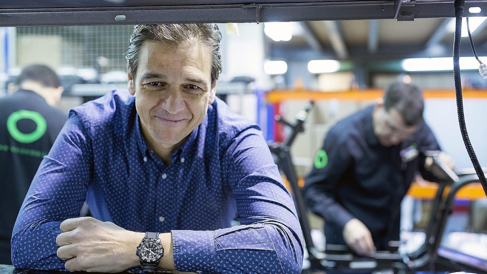 Scutum farà motos elèctriques per a particulars a finals d'any