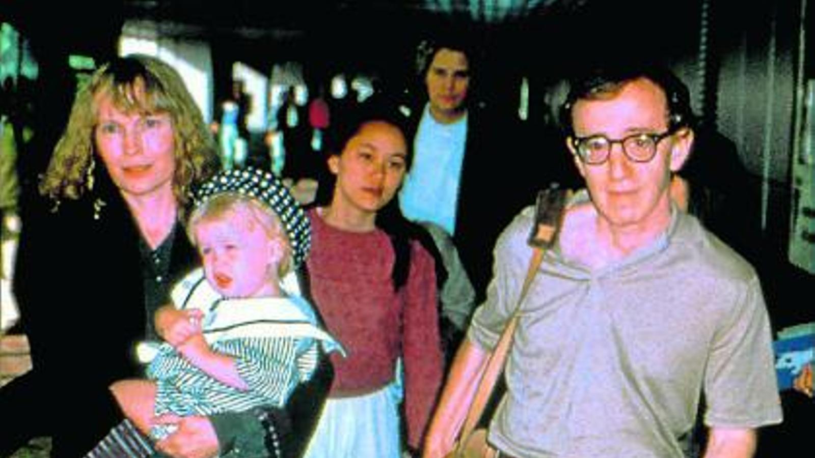 """Dylan Farrow: """"Res del que digui o escrigui Woody Allen pot canviar la veritat"""""""