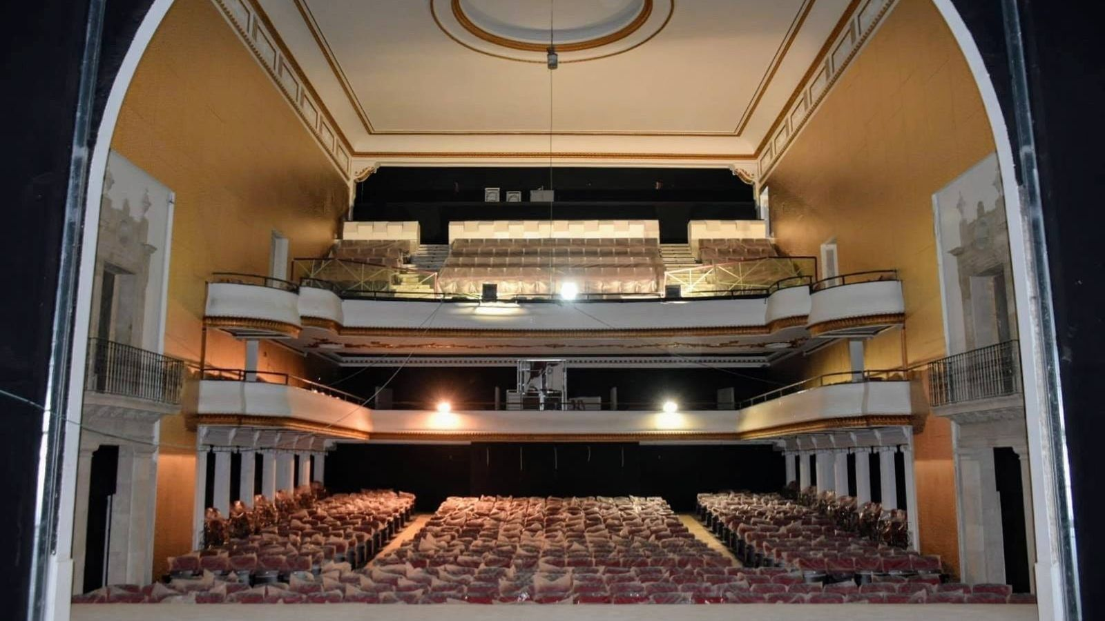 Teatre Principal d'Inca./ AJUNTAMENT D'INCA