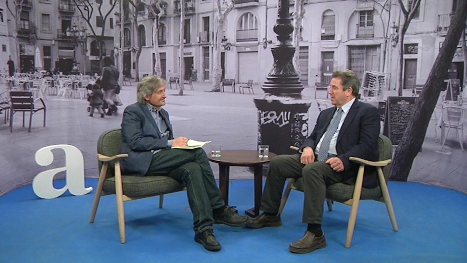 Entrevista de Carles Capdevila a Joan Antoni Melé