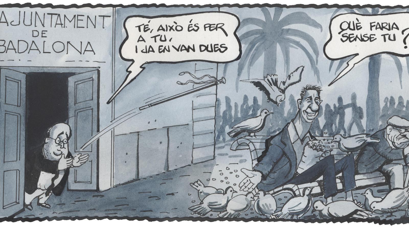 'A la contra', per Ferreres 14/05/2020