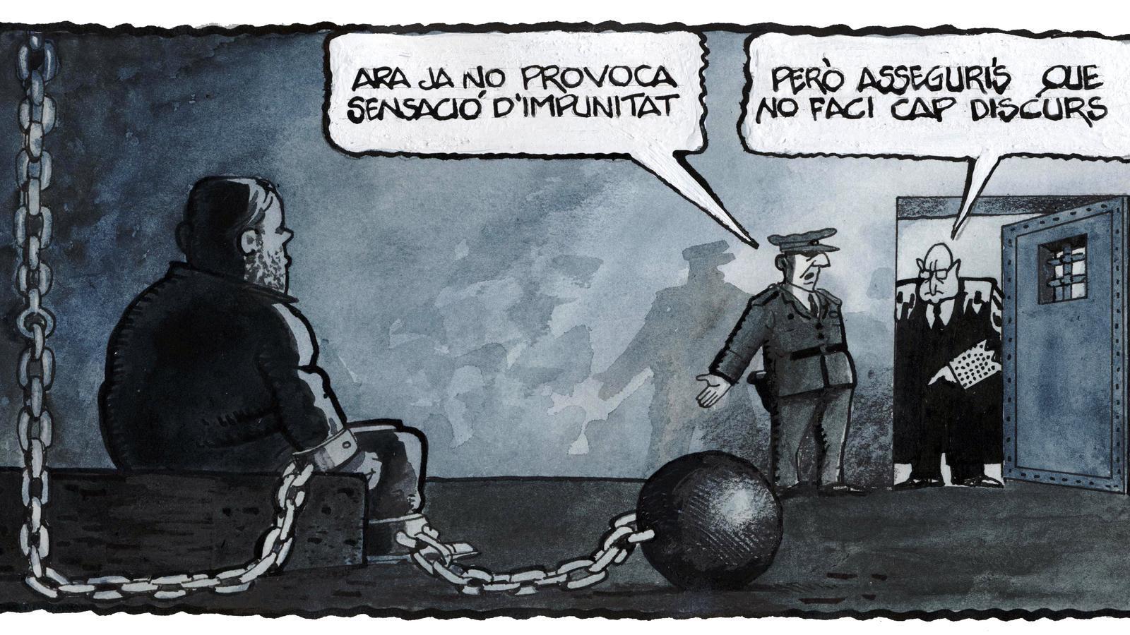 'A la contra', per Ferreres 01/08/2020