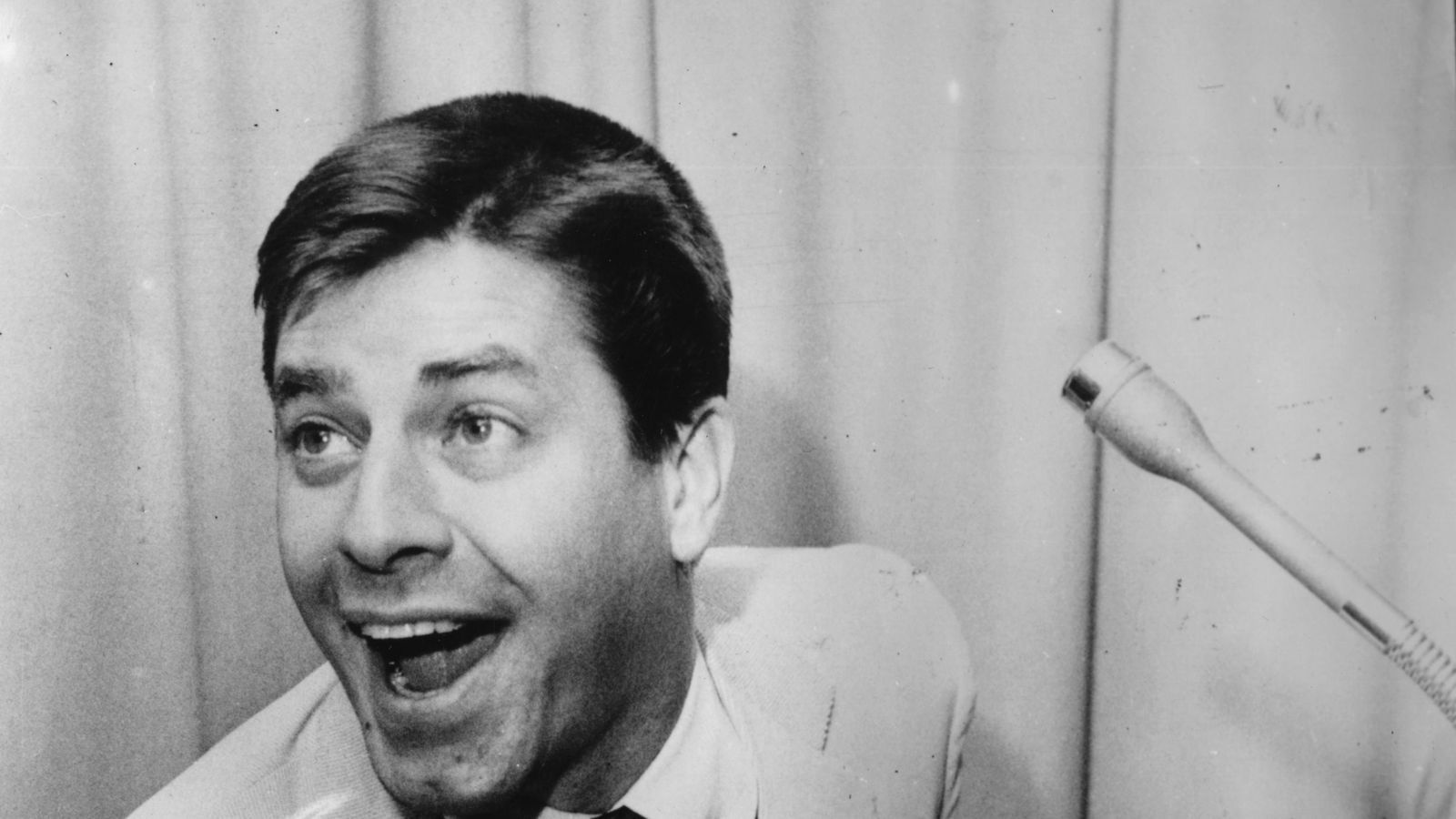 L'actor Jerry Lewis