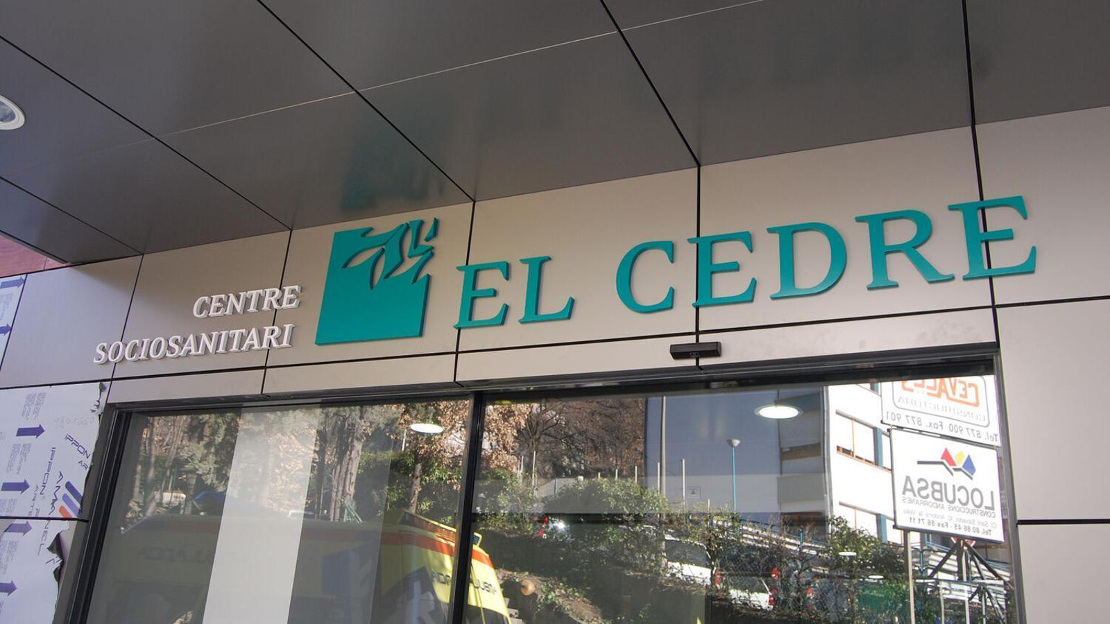 El centre sociosanitari el Cedre. / ARXIU ANA